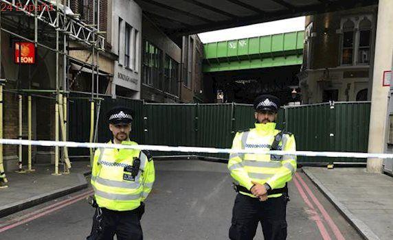 Detenido un joven en el barrio de Barking presuntamente relacionado con el atentado en Londres