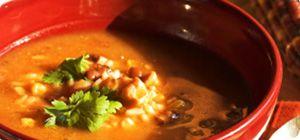 A twist on #taco #tuesday: taco #soup!