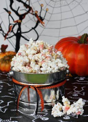 ... halloween party popcorn mix popcorn balls chocolate covered popcorn