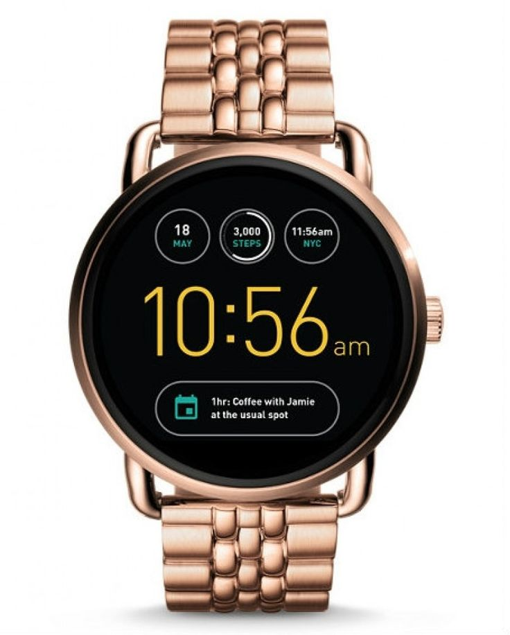 Fossil Gen 2 Smartwatch - Q Wander  FTW2112  All in one!