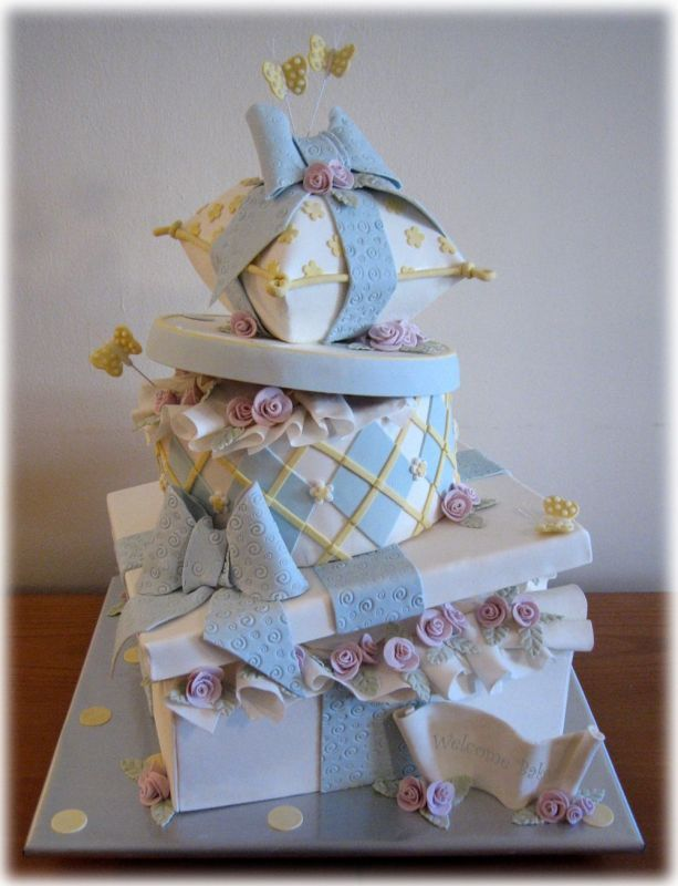 amazing baby shower cakes images | ... of baby shower cake. But seriously, how freaking amazing is this