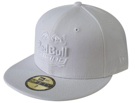 Stock Car White 59Ffty Fitted Cap by RED BULL RACING x NEW ERA e91c5f8bea81