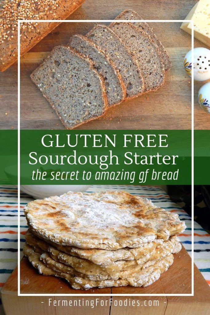 Gluten Free Sourdough Starter Recipe Buckwheat Gluten Free