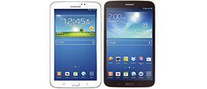 Previsto per Settembre il lancio in Italia dei nuovi tablet Samsun Galaxy Tab 3 nelle versioni da 7.0, 8.0 e 10.1 pollici.