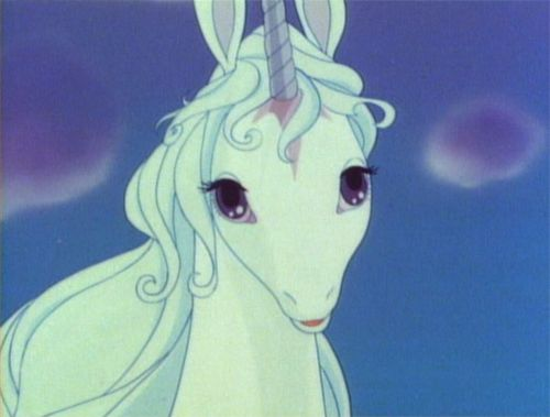 The Last Unicorn It's impossible for me to watch this movie and not feel the same magic I did when I was 10 and believed.