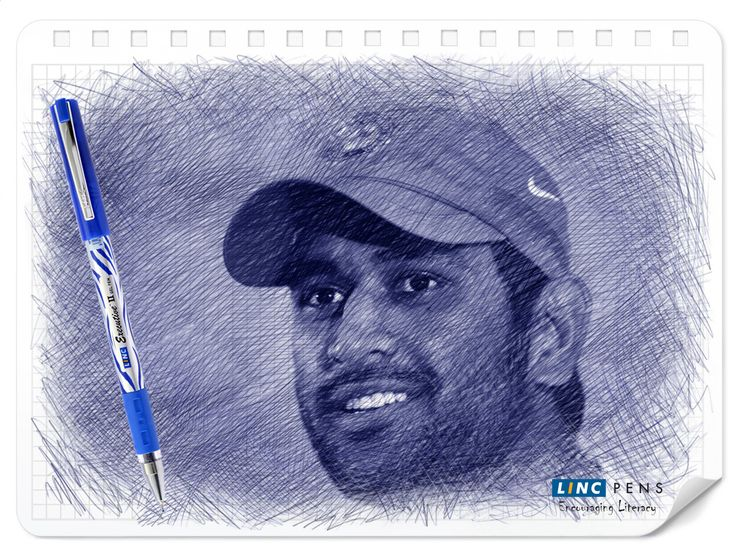 Can you identify this right-handed batsman of the Indian Cricket Team? #WhoAmI #LincPens