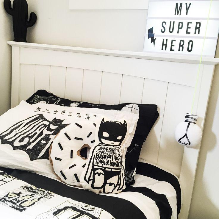 Superhero Bat Doll