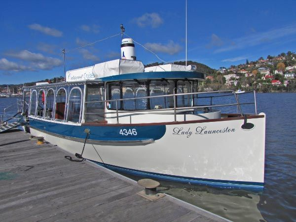 Cataract Gorge Cruise, Launceston. Article and photo for Think Tasmania.