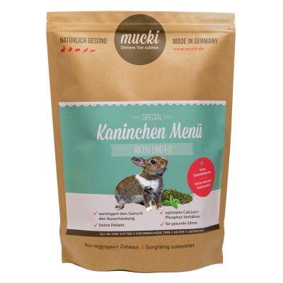 Prezzi e Sconti: #Mucki aktiv and fit per conigli 2 x 2 kg -  ad Euro 17.99 in #Meier hille #Piccoli animali cibo conigli