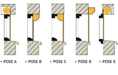 Volet roulant sur mesure AMC : volet alu, volet pvc, volets électriques