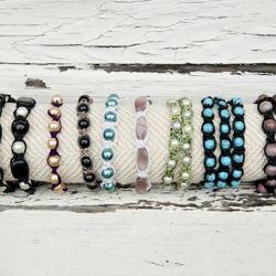 How To Make These Fun & Stylish Shamballa Inspired Bracelets