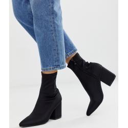 Blue Heeler Chelsea Boots 'Meryl' blau / basaltgrau / greige / graumeliert / rot / weiß blue heelerb