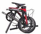 Faltrad Gewicht 6,5 kg 2017 Die Neueste Design 14 zoll Falten carbon fahrrad Toray carbon T800