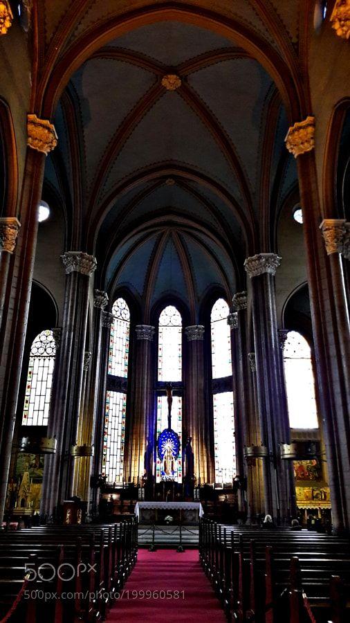 St. Antoine Katolik Kilisesi by GneHan