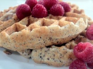 In The Kitchen With Honeyville: Whole Grain Waffles with Chef Brad