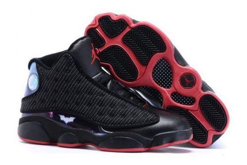 Legit Cheap Air Jordans 13 Custom Batman v Superman  Dawn of Justice Black  Red - Mysecretshoes 3ef9a2102