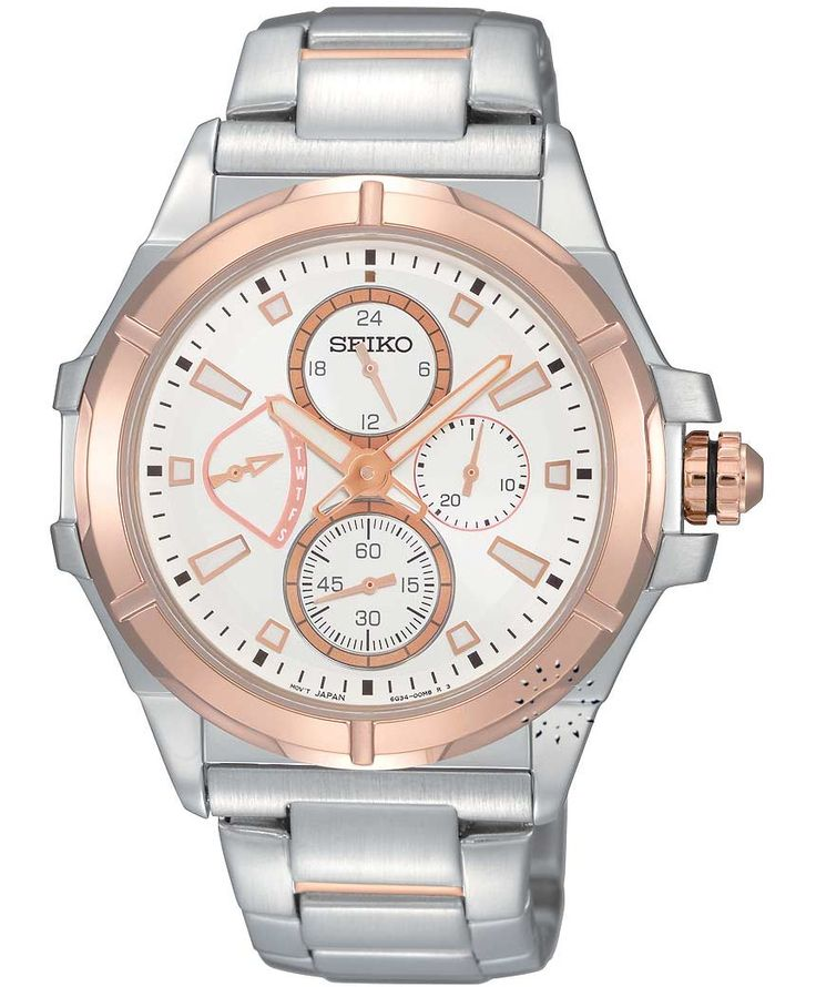 SEIKO LORD Stainless Steel Bracelet Η τιμή μας: 299€ http://www.oroloi.gr/product_info.php?products_id=34399