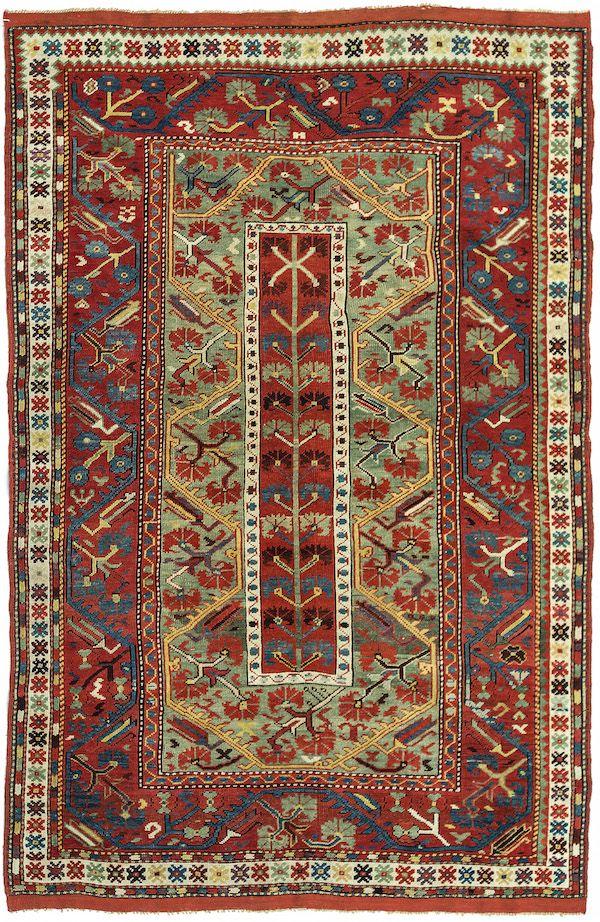 Melas       Frühes 19. Jahrhundert    165 x 115 cm I Teppiche und Textilien Max Lerch