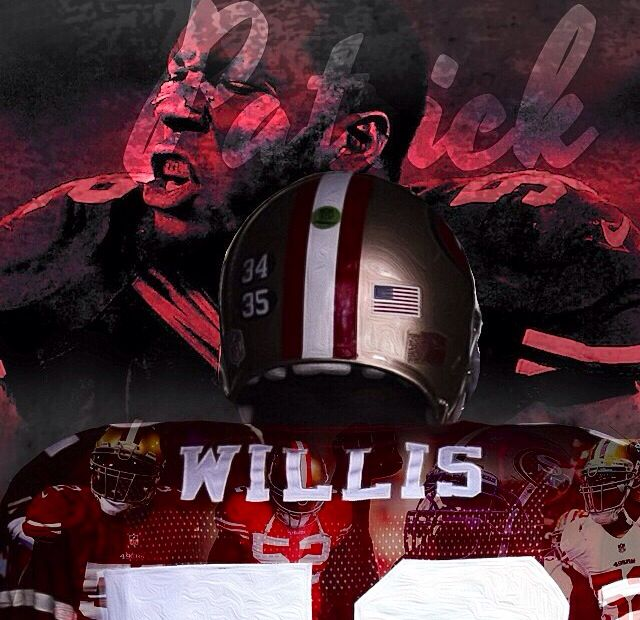 Patrick Willis, always and forever a niner
