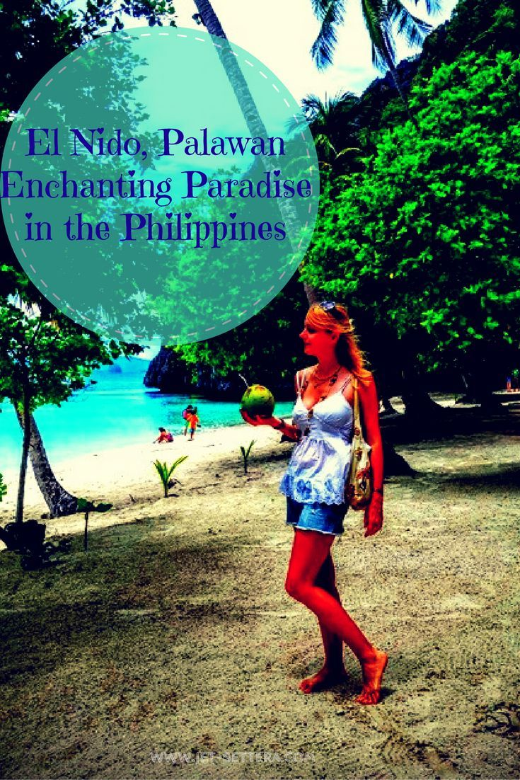 Read about El Nido, Palawan: Enchanting Paradise in The Philippines | El Nido Palawan…