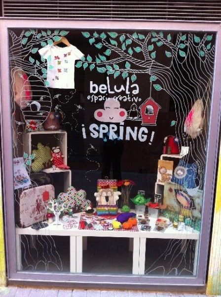 MAKE YOUR KIDS WIDOWS A CHALK BOARD AND LET TEM HAVE FUN! CONVIERTE LA VENTANA DE TUS NINIOS UN PISARON PARA DIBUJAR Y DEJALOS DIVERTISE!