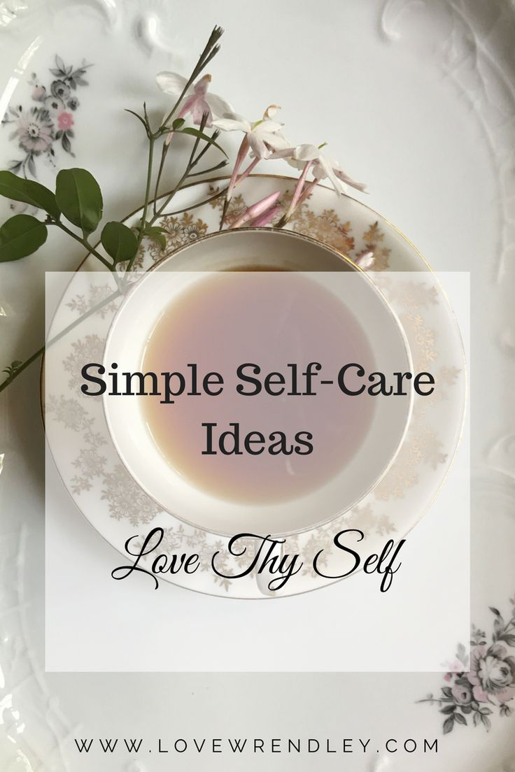 So when the pressures of life keep knocking at the door and you know that it's time to treat yourself to a little more kindness, I have some super simple self-care ideas to help you feel better and set the reset button on all that background noise; pick one or more along with a nice deep breathe!