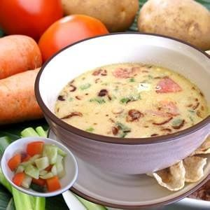 Resep Masakan Indonesia: Resep soto betawi