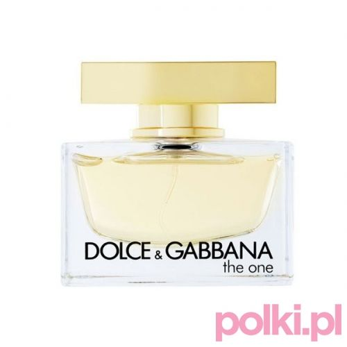 Woda perfumowana The One Dolce & Gabbana#polkipl | #perfumy