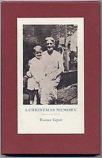 """A Christmas Memory - Truman Capote. Possibly the most perfect piece of American Literature written yet? Not one word out of place. Before reading this story--try to read """"A Thanksgiving Visitor."""""""