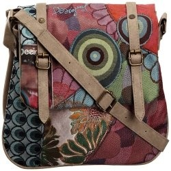 Desigual was, for me, a completely accidental discovery. My former colleague at work had received a gorgeous bag as a going-away present, abundant...
