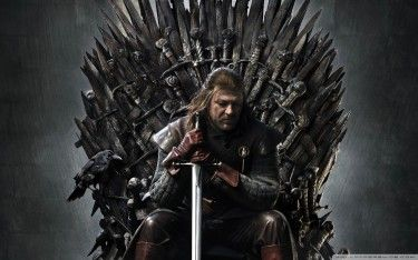 Sean Bean as Ned Stark in Game of Thrones  Inspiration for Odin