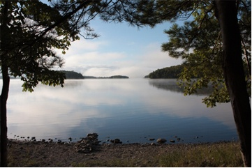 Backcountry camping at Kejimkujik National Park in Nova Scotia is the best camping experience I have ever had. Canoe out to your own private island.