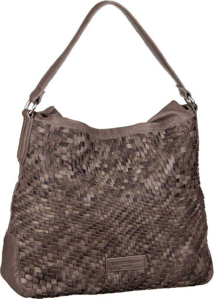 Taschenkaufhaus Liebeskind Kindamba Rhino Brown - Handtasche: Category: Taschen & Koffer > Handtaschen > Liebeskind Item number:…%#Taschen%