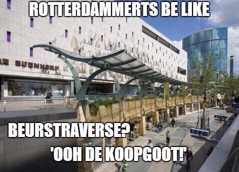 RotterdamBeLike : Ooh Koopgoot.
