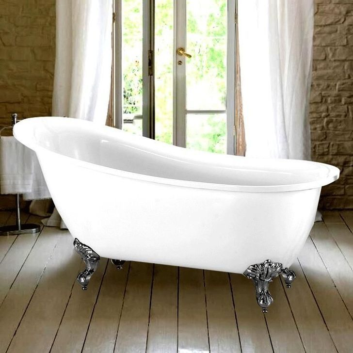 99 Cool Bathrooms Ideas With Clawfoot Tubs Bathtub Makeover