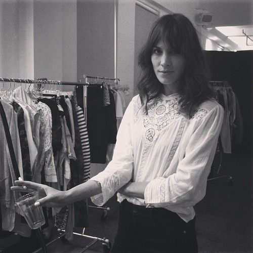 Love this blouse.  From: miss.sheffield on Tumblr