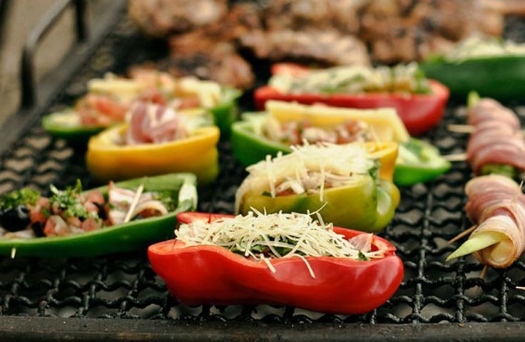 Stuffed Peppers, Vegetables, Food, Spice, Tasty Food Recipes, Meals, Diet, Stuffed Pepper, Essen