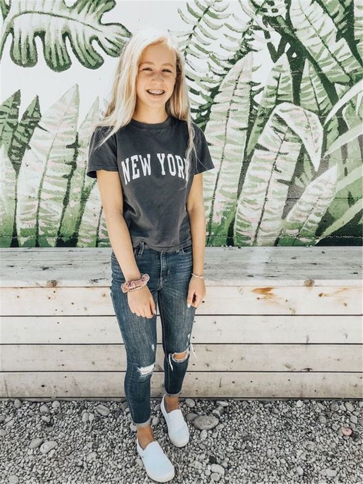 55 Casual Summer Outfit With Jeans To Update Your Wardrobe – Page 20 of 55