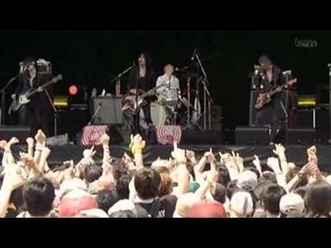 THE BIRTHDAY FUJI ROCK 2009