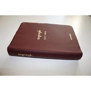 Burmese Bible - The Eagle Edition / Adonairam Judson [Vinyl Bound]