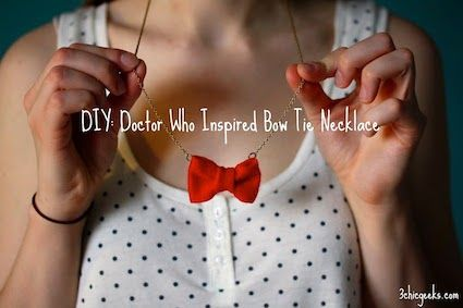 Don't Blink: 16 Unique Doctor Who Crafts - Page 8 of 17 - diycandy.com
