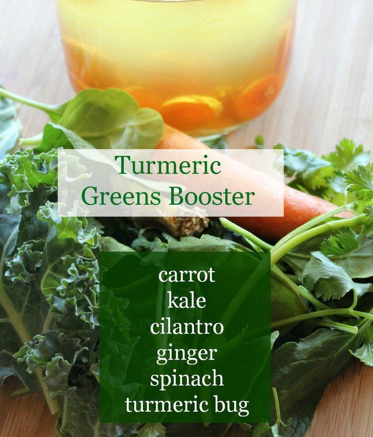 how to make fermented turmeric tea