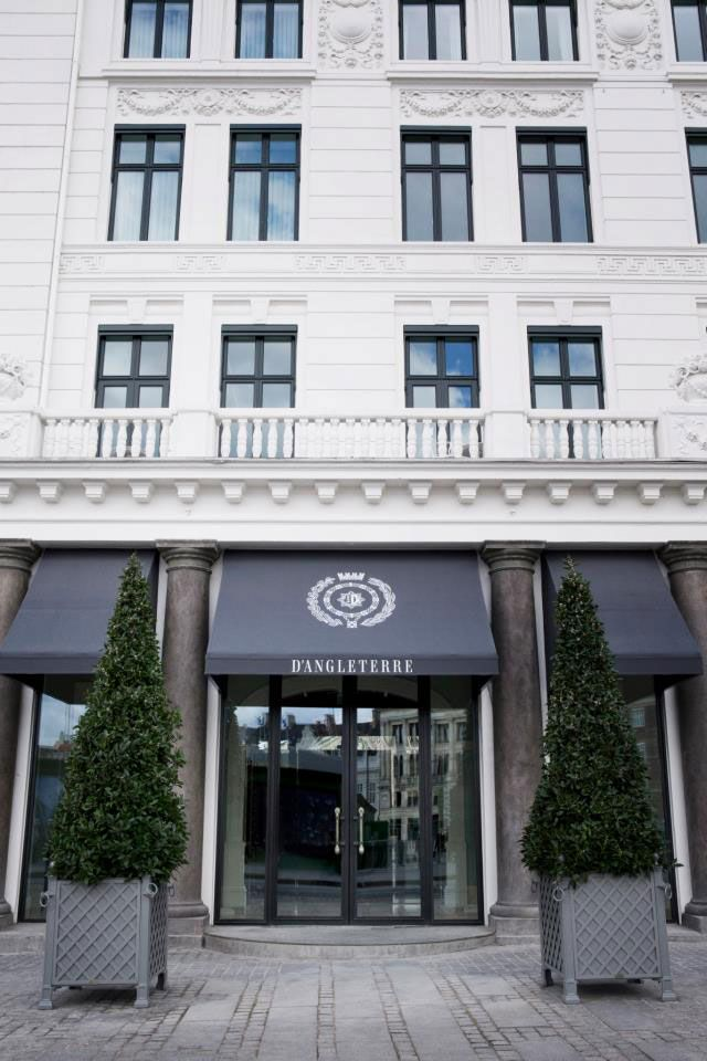 Hotel d'Angleterre in CPH