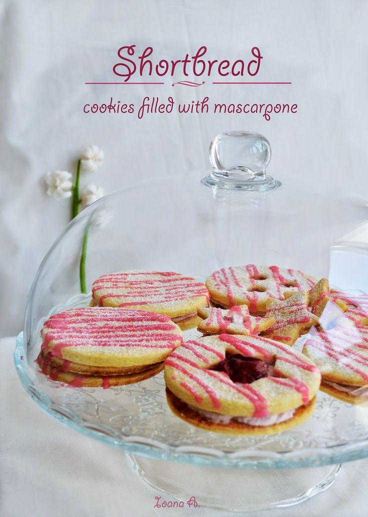 Sweet & Spice: biscuiti cu unt