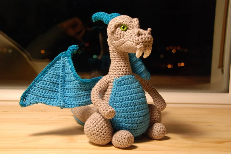Dragon Age Amigurumi : Crochet : customized Charizard by Off-Elie.deviantart.com ...