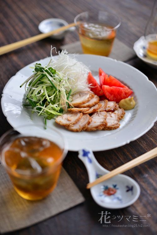 簡単*鶏チャーシュー - Chicken CHASYU
