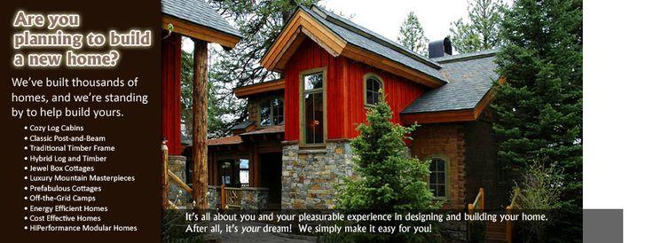 prefab log homes with pricing | Log Cabin Modular Homes Texas
