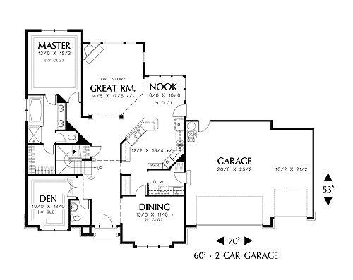 First Floor Plan image of