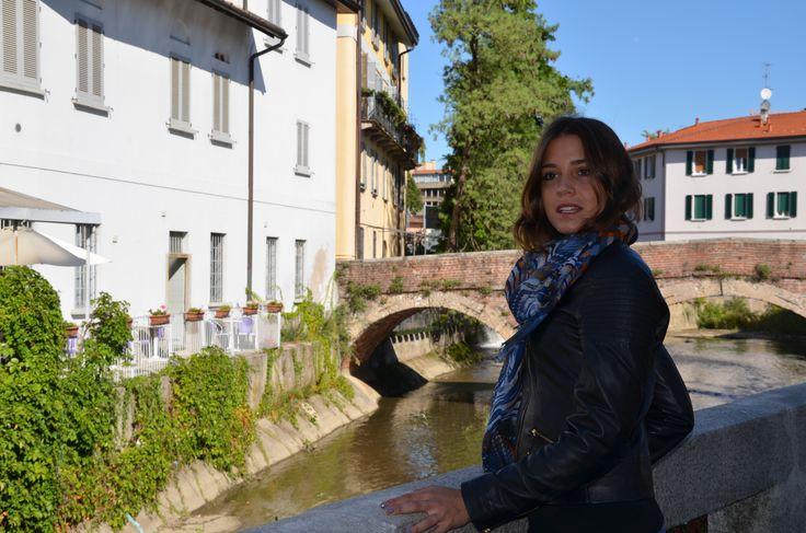 Shawls and scarves by Marina Finzi Creazioni. #Italy #Monza #HandMade