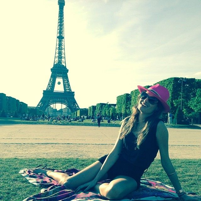 Instagram Fotografie týdne | Cannes Edition s Karlie Kloss, Adriana Lima + More!